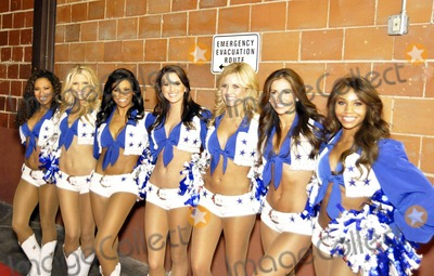 The Dallas Cowboys Cheerleaders Photo - The Dallas Cowboy Cheerleaders at Aces and Angels Salute to the Troops held at Centennial Hall in Dallas TX 2211