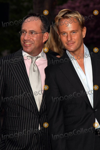 Andrew Saffir Photo - Andrew Saffir and Daniel Benedict at the Vanity Fair party during the 10th annual Tribeca Film Festival at State Supreme Courthouse New York NY 42711