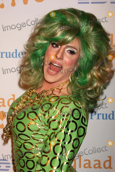 Hedda Lettuce Photo - Hedda Lettuce Arriving at the 20th Annual Glaad Media Awards at the Marriott Marquis in New York City on 03-28-2009 Photo by Henry Mcgee-Globe Photos Inc 2009