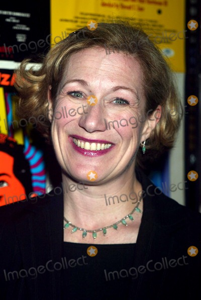 Jayne Atkinson Photo - Jayne Atkinson at the American Theatre Wings Annual Tony Time Party at Sardis Restaurant in New York City on June 1 2003 Photo Henry McgeeGlobe Photos Inc 2003