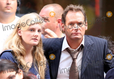 Mark Lester Photo - New York NY 08-21-2009Former child actor Mark Lester (godfather to Michael Jacksons three children and claims he could be the biological father of Jacksons children) with his 15 year old daughter Harriet watching Natasha Bedingfield performing on NBCs TODAY Show Toyota Concert Series at Rockefeller Plaza Digital photo by Lane Ericcson-PHOTOlinknet