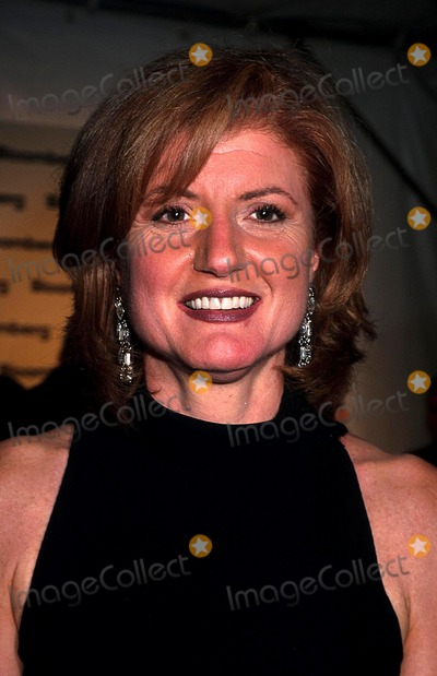 Ariana Huffington Photo - Bloomberg After Party White House Correspondents Dinner Wash DC 050402 Photo by Henry McgeeGlobe Photos Inc 2002 Ariana Huffington