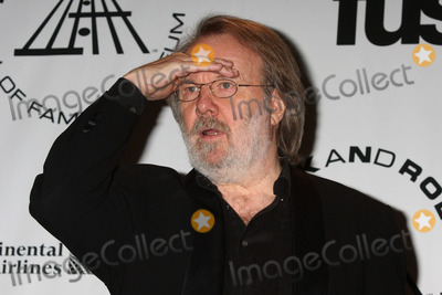 ABBA Photo - New York NY 03-15-2010Benny Andersson of ABBA at The Rock and Roll Hall of Fame 2010 Induction Ceremony at The Waldorf-AstoriaDigital photo by Lane Ericcson-PHOTOlinknet