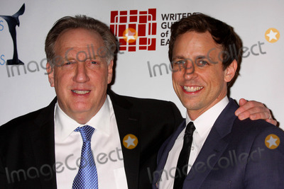 Alan Zweibel Photo - Alan Zweibel and Seth Meyers Arriving at the 62nd Annual Writers Guild Awards East Coast Ceremony at the Millennium Broadway Hotels Hudson Theatre in New York City on 02-20-2010 Photo by Henry Mcgee-Globe Photos Inc 2010