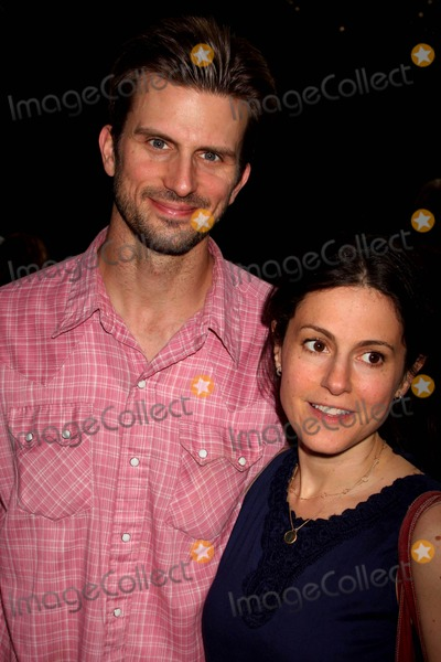 Ali Marsh Photo - Frederick Weller and Wife Ali Marsh Arriving at the Opening Night of Shakespeare in the Parks Production of Twelfth Night at the Delacorte Theater in Central Park in New York City on 06-25-2009 Photo by Henry Mcgee-Globe Photos Inc 2009