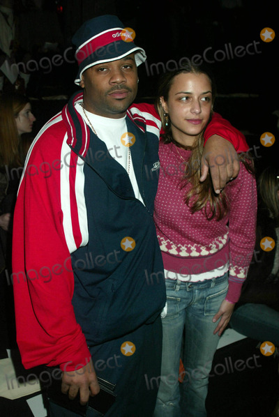 Alice Roi Photo - Damon Dash and Charlotte Ronson at Alice Roi Showing of Fall Collection at the Pavilion in Bryant Park in New York City on February 9 2003 Photo by Henry McgeeGlobe Photos Inc2003 K22870hmc 0209