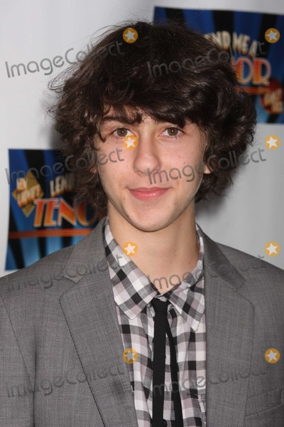 Naked Brothers Photo - New York NY 04-04-2010Nat Wolff of The Naked Brothers Band at the opening night performance of LEND ME A TENOR at The Music Box TheatreDigital photo by Lane Ericcson-PHOTOlinknet