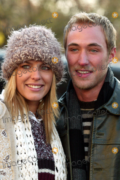 Arianne Zucker Photo - Arianne Zucker and Kyle Lowder (Days of Our Lives) at the 77th Annual Macys Thanksgiving Day Parade in New York City on November 27 2003 Photo Henry McgeeGlobe Photos Inc 2003
