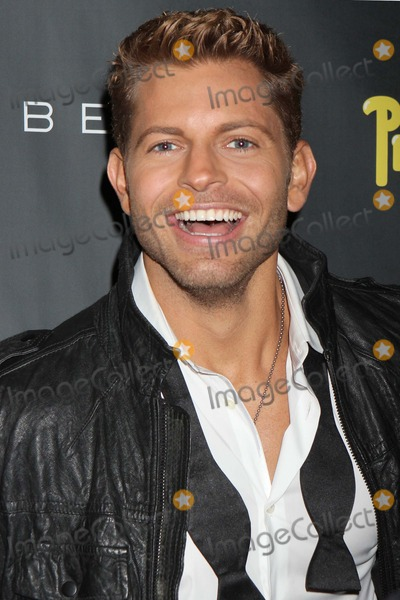 Chippendales Dancers Photo - Chippendale Dancer Jaymes Vaughan From the Amazing Race Season 21 Arriving at the Opening Night Performance of the Performers at the Longacre Theater in New York City on 11-14-2012 Photo by Henry Mcgee-Globe Photos Inc