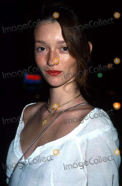 Audrey Marnay Photo -  6402 the Vive LA Fete Party at the Tribeca Grand Hotel NYC Photo by Henry McgeeGlobe Photos Inc 2002 Audrey Marnay