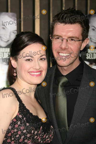 ASHLEY BROWN Photo - New York NY 05-06-2007Ashley Brown and Gavin Lee attends the opening night performance of Deuce at the Music Box TheatreDigital Photo by Lane Ericcson-PHOTOlinknet