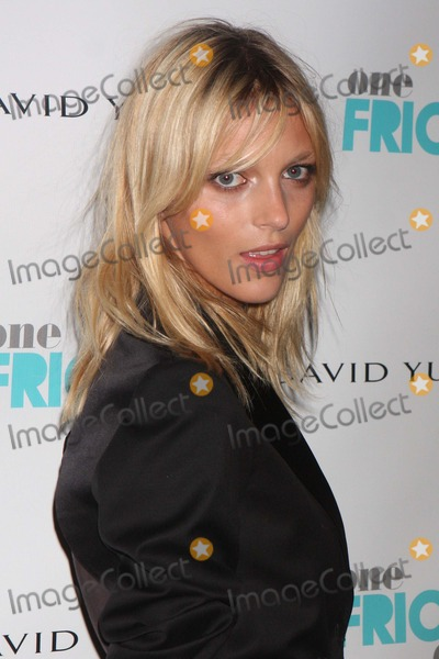 Anja Rubik Photo - Anja Rubik Arriving at the One Frickin Day Charity Auction Event to Launch Model Behavior at Christies in New York City on 11-12-2010 Photo by Henry Mcgee-Globe Photos Inc 2010