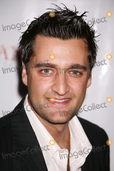 DONNIE KESHAWARZ Photo - Donnie Keshawarz Arriving at the Premiere of Damages at the Regal Theater in New York City on 07-19-2007 Photo by Henry McgeeGlobe Photos Inc 2007