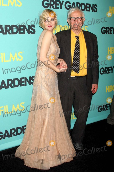 Albert Maysles Photo - Drew Barrymore and Albert Maysles Arriving at the Premiere of Hbo Films Grey Gardens at the Ziegfeld Theater in New York City on 04-14-2009 Photo by Henry Mcgee-Globe Photos Inc 2009