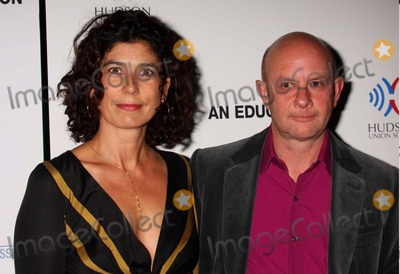 Amanda Posey Photo - Producer Amanda Posey and Author Nick Hornby Arriving at the Premiere of Sony Pictures Classics an Education at the Paris Theater in New York City on 10-05-2009 Photo by Henry Mcgee-Globe Photos Inc 2009
