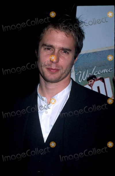 Sam Rockwell Photo - Sd0926 Welcome to Collinwood Screening at the Bryant Park Hotel New York City Photo Henry Mcgee Globe Photos Inc 2002 Sam Rockwell