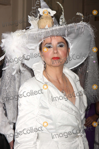 Cindy Adams Photo - Patty Smyth Arriving at Bette Midlers New York Restoration Projects Annual Hulaween Gala at the Waldorf-astoria in New York City on 10-31-2008 Photo by Henry McgeeGlobe Photos Inc 2008