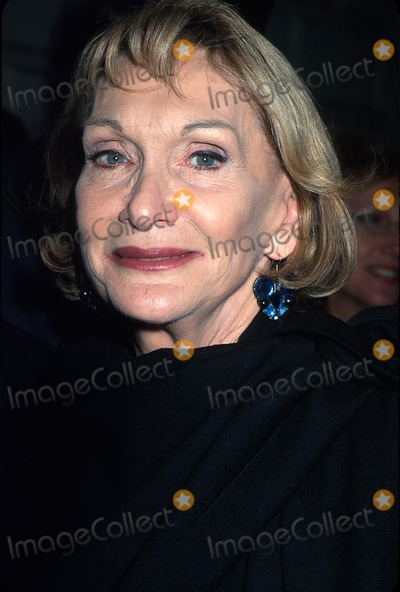 Sian Phillips Photo -  31002 the House of Field Runway Fashion Show 2002 NYC Sian Phillips Photo by Henry McgeeGlobe Photos Inc