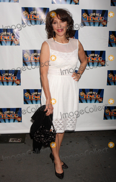 Andrea Martin Photo - Andrea Martin Arriving at the Opening Night Performance of Lend Me a Tenor at the Music Box Theatre in New York City on 04-04-2010 Photo by Henry Mcgee-Globe Photos Inc 2010