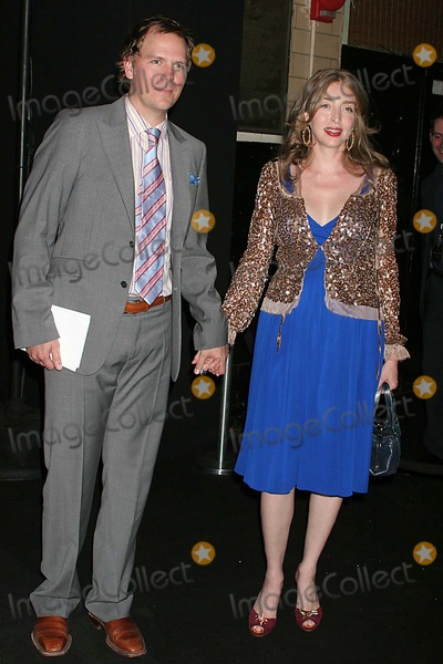 John Currin Photo - John Currin and Rachel Feinstein Arriving at Marc Jacobs Showing of Spring Collection at NY State Armory in New York City on 09-12-2005 Photo by Henry McgeeGlobe Photos Inc 2005