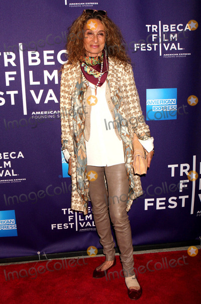Ann Dexter Jones Photo - Ann Dexter Jones Arriving at the Tribeca Film Festival Premiere of Ultrasuede in Search of Halston at School of Visual Arts Theater in New York City on 04-30-2010 Photo by Henry Mcgee-Globe Photos Inc 2010