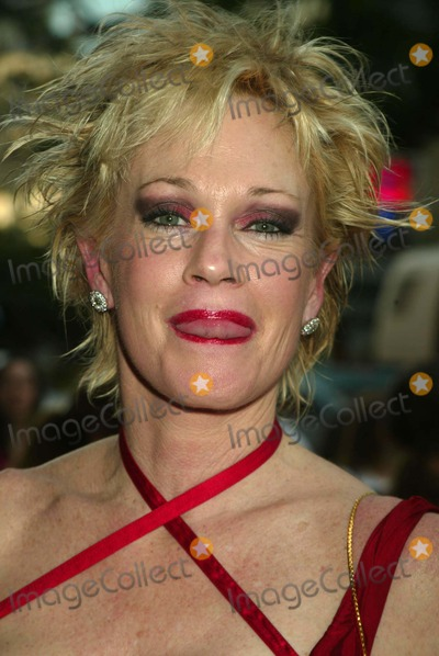 Melanie Griffith Photo - Melanie Griffith at the Premiere of Once Upon a Time in Mexico at Loews Lincoln Square in New York City on September 7 2003 Photo Henry McgeeGlobe Photos Inc 2003