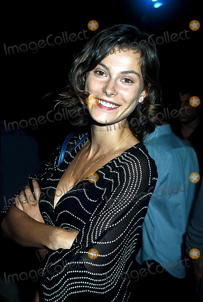 Aurelie Claudel Photo - Et Weeklys 1st List Party Milk Studios NYC 062402 Photo by Henry McgeeGlobe Photos Inc 2002 Aurelie Claudel