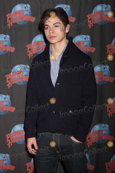 Jake T Austin Photo - Jake T Austin Promotes His Role in Warner Bros Pictures New Years Eve at Planet Hollywood Times Square in New York City on 11-29-2011 Photo by Henry Mcgee-Globe Photos Inc 2011