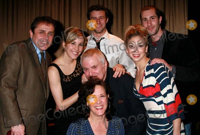 John Kander Photo - John Kander with Cast Members From Curtains at the Third Annual Fred Ebb Award Honoring Peter Mills at the American Airlines Theatre Penthouse Lounge in New York City on 11-26-2007 Photo by Henry McgeeGlobe Photos Inc 2007