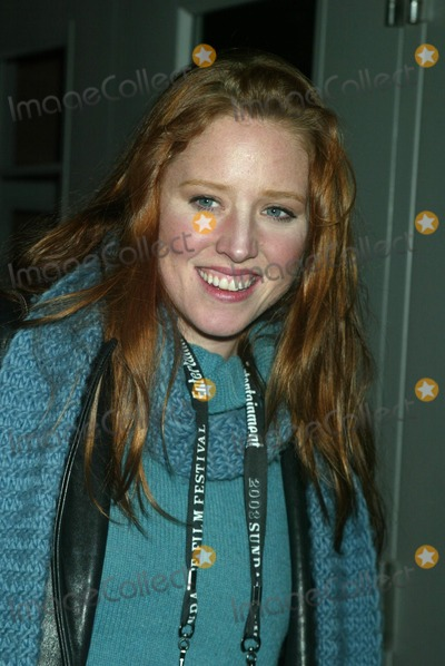 Amy Redford Photo - Amy Redford Arriving to the Screening of soldiers Girl at the 2003 Sundance Film Festival at the Eccles Theatre in Park City Utah 10202003 Photo by Henry McgeeGlobe Photos Inc 2003