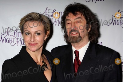 Trevor Nunn Photo - Choreographer Lynne Page and Director Trevor Nunn Arriving at the Opening Night Party For the Broadway Revival of a Little Night Music at Tavern on the Green in New York City on 12-13-2009 Photo by Henry Mcgee-Globe Photos Inc 2009