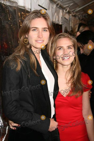 Ashley Bush Photo - New York NY 01-18-2007Lauren Bush and Ashley Bush attend the premiere of Breaking and Entering at The Paris TheaterDigital Photo by Lane Ericcson-PHOTOlinknet