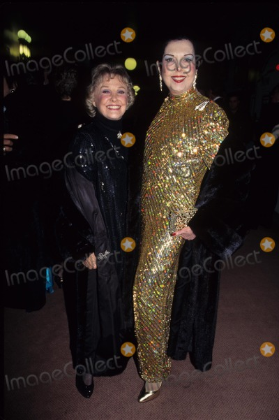 June Allyson Photo - June Allyson with Ann Miller at the 2nd Annual International Achievement in Arts Awards 1995 K3260hmc Photo by Henry Mcgee-Globe Photos Inc