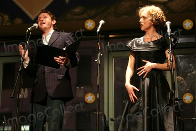 Fred Ebb Photo - JASON DANIELEY AND NANCY ANDERSON PERFORMING AT THE 2006 FRED EBB AWARD COCKTAIL RECEPTION HONORING MUSICAL THEATRE SONGWRITING TEAM STEVEN LUDVAK AND ROBERT FREEDMAN IN THE PENTHOUSE LOUNGE AT THE AMERICAN AIRLINES THEATRE IN NEW YORK CITY ON 11-28-2006  PHOTO BY HENRY McGEEGLOBE PHOTOS INC 2006K50903HMc