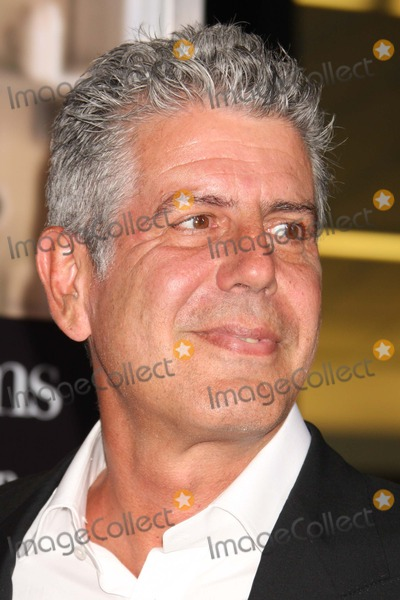 Anthony Bourdain Photo - New York NY 07-30-2009Anthony Bourdainat Columbia Pictures premiere of JULIE  JULIA at the Ziegfeld TheaterDigital photo by Lane Ericcson-PHOTOlinknet
