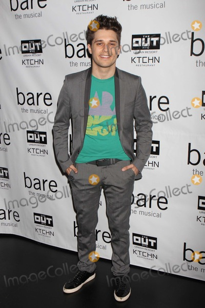 Andy Mientus Photo - Andy Mientus Arriving at the Opening Night of the Musical Bare at New World Stages in New York City on 12-09-2012 Photo by Henry Mcgee-Globe Photos Inc 2012