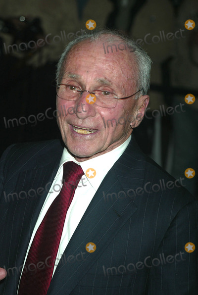 Arthur Laurents Photo - Arthur Laurents Arriving at the Opening Night Party For Gypsy at Gustavinos in New York City on May 1 2003 Photo by Henry McgeeGlobe Photos Inc 2003
