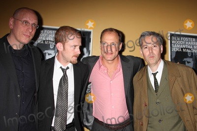 Adam Yauch Photo - The Messenger cast9220JPGNYC  110809Oren Moverman Ben Foster Woody Harrelson and Adam Yauch at a screening of their new movie The Messenger at Clearviews Chelsea CinemaDigital Photo by Adam Nemser-PHOTOlinknet