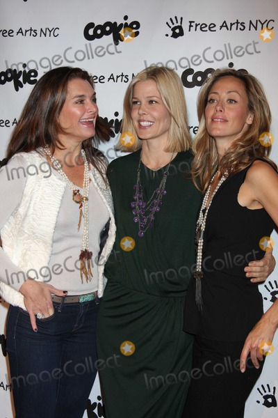 Mary Alice Photo - NYC  111608Brooke Shields Mary Alice Stephenson and Kim Raver at the 1st Annual KIDFEST Eventat the Urban Zen Center celebrating art culture and giving to benefit Free Arts NYCDigital Photo by Adam Nemser-PHOTOlinknet