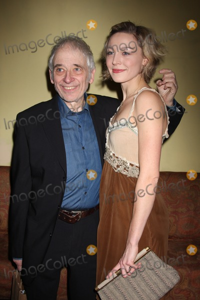 Austin Pendleton Photo - New York City  3rd February 2011Austin Pendleton and Juliet Rylance at opening night of Classic Stage Companys production of Anton Chekhovs Three SistersPhoto by Adam Nemser-PHOTOlinknet