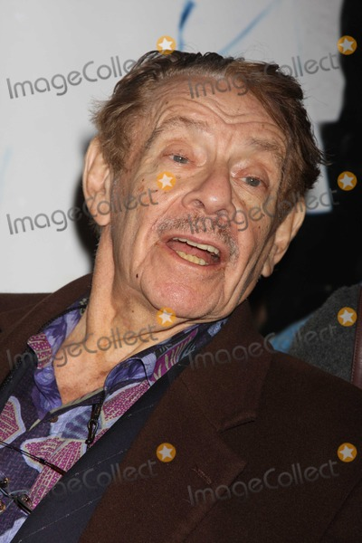 Jerry Stiller Photo - NYC  031110Jerry Stiller at opening night of Next Fall produced by Elton John and David Furnish on Broadway at the Helen Hayes TheatreDigital Photo by Adam Nemser-PHOTOlinknet