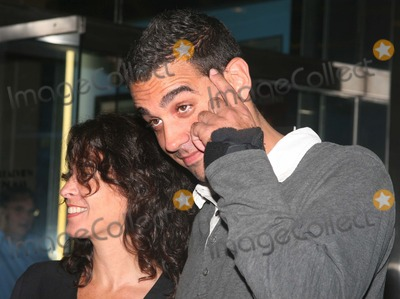 Annabella Sciorra Photo - Sciorra and Cannavale9148JPGNew York NY 08-30-07Annabella Sciorra and Bobby Cannavale (with a cast on his wrist)premiere of Romance  Cigarettes at Clearview Chelsea West CinemaDigital photo by Adam Nemser-PHOTOlinknet