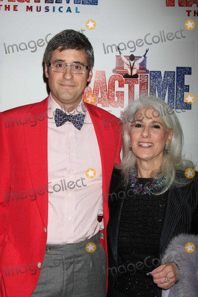 Mo Rocca Photo - NYC  111509Mo Rocca and Jamie DeRoy at opening night of Ragtime on Broadway at the Neil Simon TheatreDigital Photo by Adam Nemser-PHOTOlinknet