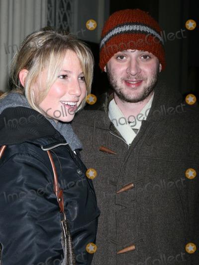 Ari Graynor Photo - NYC  121607Ari Graynor and Eddie Kayeopening night Harold Pinters THE HOMECOMING on Broadway at The Cort TheatreDigital Photo by Adam Nemser-PHOTOlinknet