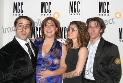 Ashlie Atkinson Photo - NYC  121504Cast members Jeremy Piven Ashlie Atkinson Keri Russell and Andrew McCarthy at the opening night party for their new off broadway play FAT PIG at the Robert Miller GalleryDigital Photo by Adam Nemser-PHOTOlinkorg