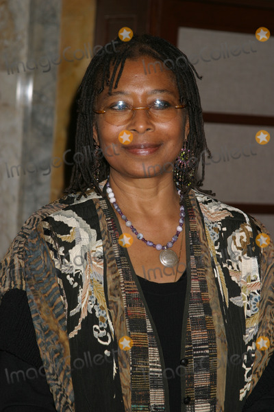 Alice Walker Photo - NYC  120105Alice Walker (this play is based on her Pulitzer Prize winning novel) at the opening night party for the new musical THE COLOR PURPLE at the NY Public LibraryDigital Photo by Adam Nemser-PHOTOlinknet