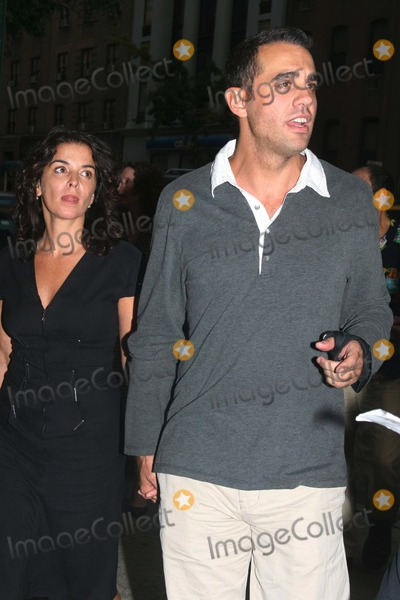 Annabella Sciorra Photo - Sciorra and Cannavale9141JPGNew York NY 08-30-07Annabella Sciorra and Bobby Cannavale (with a cast on his wrist)premiere of Romance  Cigarettes at Clearview Chelsea West CinemaDigital photo by Adam Nemser-PHOTOlinknet