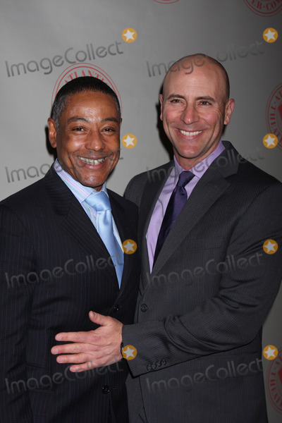 Giancarlo Esposito Photo - New York City  7th March 2011Giancarlo Esposito and Jordan Lage at the Atlantic Theatre Companys Annual Spring Gala Can you spare a dime at The Lighthouse Chelsea PiersPhoto by Adam Nemser-PHOTOlinknet