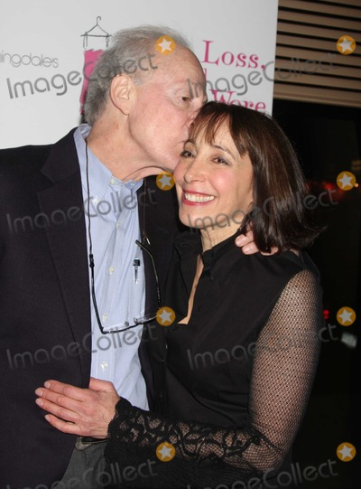 Didi Conn Photo - NYC  030410New cast member Didi Conn and husband David Shire at the after party for the new cast of Off-Broadways Love Loss and What I Wore at MarseilleDigital Photo by Adam Nemser-PHOTOlinknet