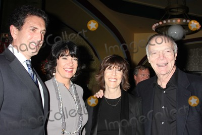 Nick Pileggi Photo - NYC  111809Christiane Amanpour and husband James Rubin with Nora Ephron and Nick Pileggi at the after party for the new cast of Love Loss and What I Wore at MarseilleDigital Photo by Adam Nemser-PHOTOlinknet
